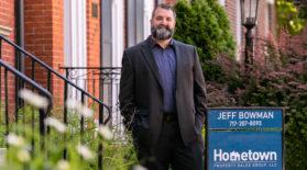 Jeff Bowman, Broker, Hometown Property Sales Group